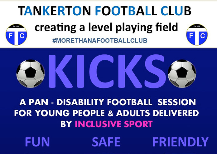 New pan-disability sessions for young people and adults