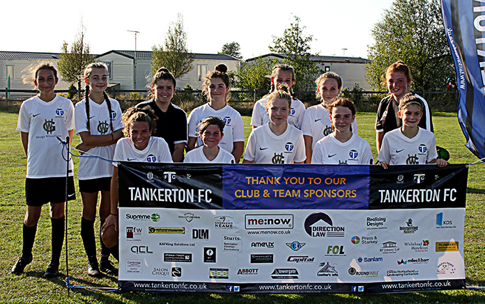 Tankerton Girls Under 14s