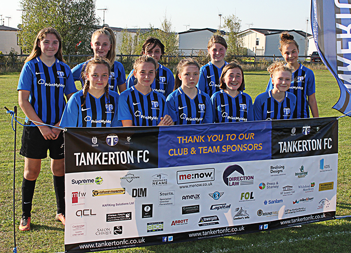 Tankerton Girls Under 15s