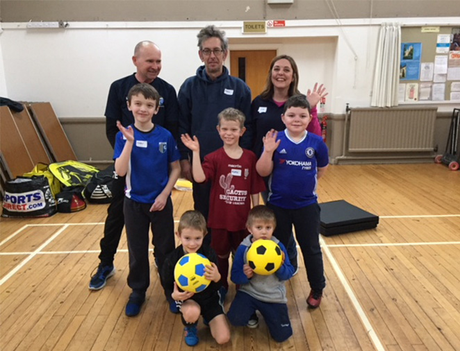 TFC Children's Deaf Team Continued Success
